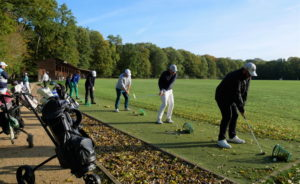 What to do if you're not feeling it during the pre-tournament warm-up - Open Golf Club